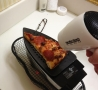 Funny Links - Heating Up Pizza