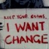Political Pictures - I Want Change