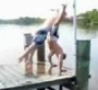 Cool Links - Hand Stand Stunt Goes Wrong