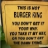 Funny Pictures - Burger King