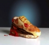 - Nike Shoe Cheeseburger