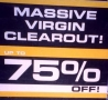 Cool Pictures - Massive Virgin Clearout