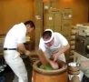 Cool Links - Fast Japanese Dough Pounding