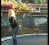 Funny Links - Blonde Vs Trampoline
