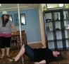 Funny Links - Fatty Pole Dance FAIL!