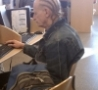 Funny Links - Old Guy with Cornrows