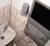 Funny Links - Bathroom Laptop