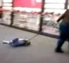 Funny Links - Mom Drags Kid Through Phone Store