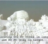 Cool Links - Largest Ice Sculpture in the world - WTF!?!
