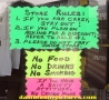 Cool Pictures - Funny Store Rules