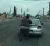 Funny Links - How NOT To Push A Car!