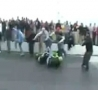 Cool Links - Motorcycle Wipes Out Two Spectators