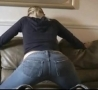 Funny Links - Blonde Couch Farting