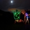 Cool Pictures - Amazing Light Graffiti