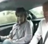 Funny Links - Host Pukes In Car Ride