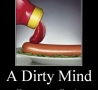 Funny Pictures - A Dirty Mind