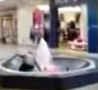 Funny Links - Girl Pushed In A Mall Water Fountain
