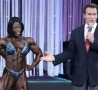 Funny Pictures - Arnold Presents Bodybuilder