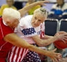 Funny Pictures - Basketball For Grandma