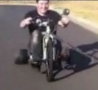 Funny Links - Big Kid Crashes Big Wheel