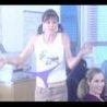 Funny Links - Thong Show Off In Work Office