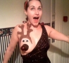 Funny Pictures - Christmas Costume