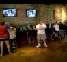 Funny Links - Fat Guy Random Bar Dancing