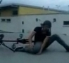 Funny Links - Kid Does Painful Splits On Bike Jump