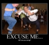 Funny Pictures - Dancing Or Not?