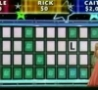 Cool Links - Wheel Of Fortune Solved With One Letter