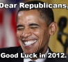Funny Pictures - Dear Republicans