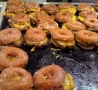 Funny Pictures - Donut Burgers