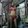 Funny Links - Changing Clothes On Subway