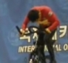 Funny Links - Exercise Bike Gymnastics FAIL!