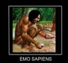 Funny Pictures - Emo Sapiens