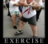 - Exercise