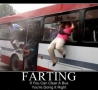 - Farting Is A Crime That Cant Be Arrested