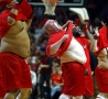 Funny Pictures - Fat Half-Time Show