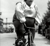 Funny Pictures - Fatty Biker