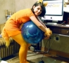 Funny Pictures - Firefox Costume