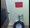 Forum Pics - Funny Sign in Bathroom