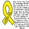 Political Pictures - Yellow Ribbon Truth