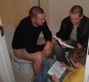 Funny Pictures - Group Toilet Study