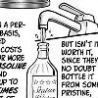 Political Pictures - Bottled Water Truth