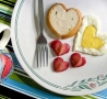 Cool Pictures - I Heart You Breakfast