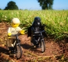 Cool Pictures - Lego-Father and Son