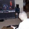 Cool Pictures - Guitar Hero Grandma