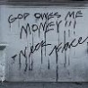 Cool Pictures - Money Graffiti