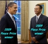 Celebrities - Obama Gets the Peace Prize, Tiger Gets the�