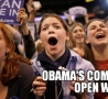 Funny Pictures - Obama's Coming !